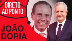 JOÃO DORIA - DIRETO AO PONTO - 26/10/20