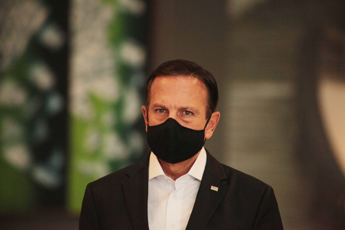 João Doria é o atual governador de São Paulo