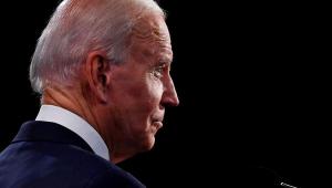 Às vésperas do último debate, Biden abre nove pontos de vantagem sobre Trump, aponta pesquisa