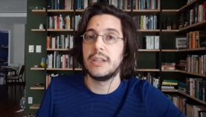 Joel Pinheiro da Fonseca sobre Coronavac: 'Reação destemperada do Bolsonaro é ruim politicamente'