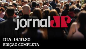 Jornal Jovem Pan - 15/10/20