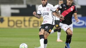 Corinthians joga mal mais uma vez, e fica no 0 a 0 com o Atlético-GO