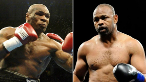 'Estamos prontos para a guerra', diz Mike Tyson sobre luta exibição com Roy Jones Jr.