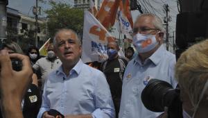 Em agenda de campanha, candidatos prometem melhorias para São Paulo