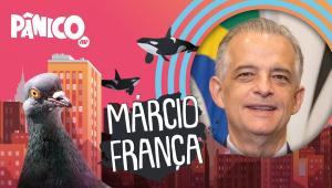 MÁRCIO FRANÇA - PÂNICO - AO VIVO - 22/10/20