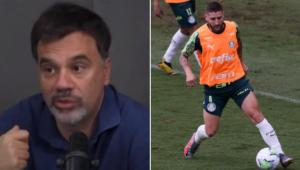 Exclusivo: Mauro Beting revela 'mudança brutal' no Palmeiras em 2021; entenda