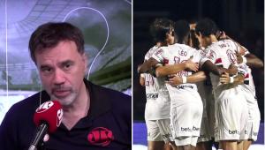 Mauro Beting comenta goleada do SPFC sobre o Binacional: 'Ganhou de um time pior que o Mirassol'