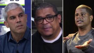 Ricardinho foi 'traíra' com Marcelinho Carioca no Corinthians? Veja a resposta de Vampeta