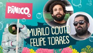 MURILO COUTO E FELIPE TORRES - PÂNICO - AO VIVO - 15/10/20