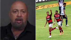 Nilson Cesar exalta Flamengo após vitória na Libertadores: 'Tem pegada de campeão'