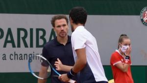 Bruno Soares fica com o vice-campeonato de duplas em Roland Garros