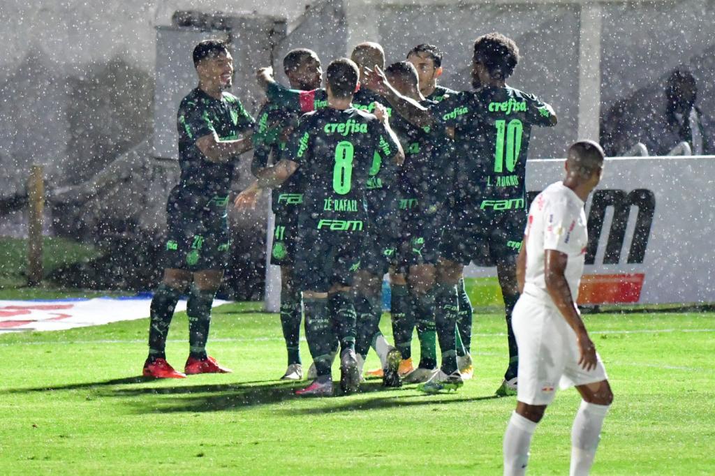 Palmeiras decide em 27 minutos e vence RB Bragantino por 3 a 1 na Copa do Brasil – Jovem Pan