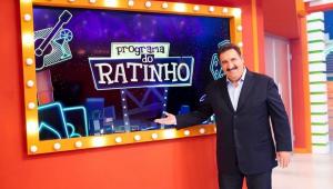 Ratinho testa positivo para Covid-19 dias após programa retornar com plateia