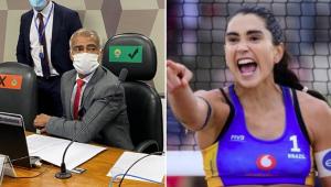 Romário tenta aprovar 'Lei Carol Solberg'; entenda