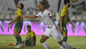 Santos vence Defensa y Justicia por 2 a 1 e assume liderança da Libertadores