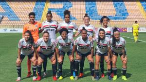 São Paulo faz 29 a 0 no Taboão da Serra pelo Paulistão Feminino