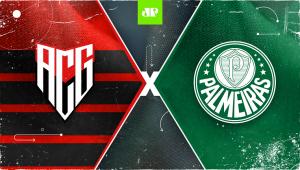 Atlético-GO x Palmeiras: assista à transmissão da Jovem Pan ao vivo