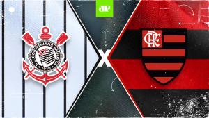 Corinthians x Flamengo: assista à transmissão da Jovem Pan ao vivo