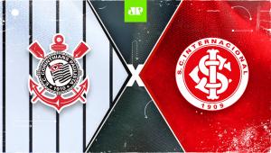 Corinthians x Internacional: assista à transmissão da Jovem Pan ao vivo