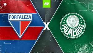 Fortaleza x Palmeiras: assista à transmissão da Jovem Pan ao vivo