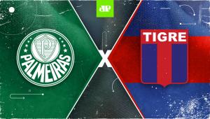 Palmeiras x Tigre: assista à transmissão da Jovem Pan ao vivo