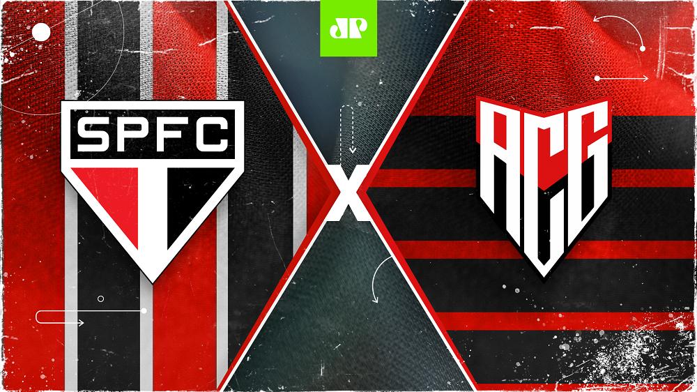 Sao Paulo X Atletico Go Assista A Transmissao Da Jovem Pan Ao Vivo Jovem Pan