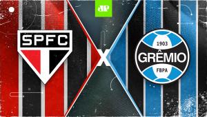 São Paulo x Grêmio: assista à transmissão da Jovem Pan ao vivo