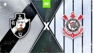 Vasco x Corinthians: assista à transmissão da Jovem Pan ao vivo