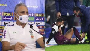 Seleção brasileira monitora situação de Neymar após lesão no PSG; entenda