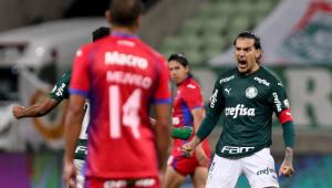 Palmeiras goleia Tigre por 5 a 0 e tem a melhor campanha geral da Libertadores