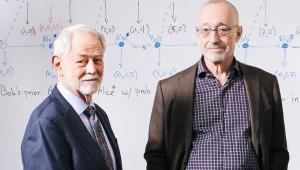 Paul Milgrom e Robert Wilson, vencedores do Nobel de Economia