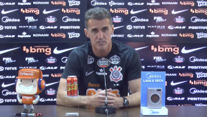 Vagner Mancini explica troca de Cássio por Walter no Corinthians; entenda