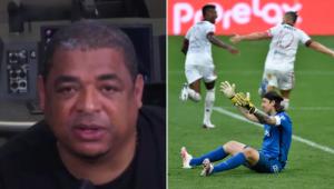 Vampeta detona o Corinthians após goleada para o Flamengo; confira
