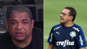 Vampeta detona diretoria do Palmeiras por demitir Luxemburgo: 'Maluquice'