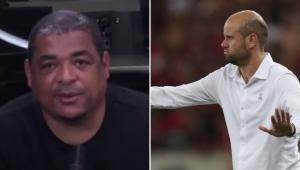 Vampeta culpa instabilidade do Palmeiras para recusa de Miguel Ángel Ramírez; confira