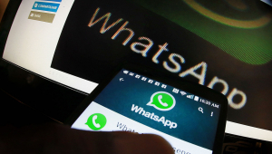 whatsapp abertos no computador e mobile