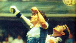 gol de mão de maradona em 1986