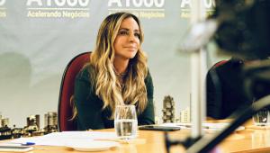 Cris Arcangeli conta como deixou Shark Tank para transformar a vida de mulheres empreendedoras