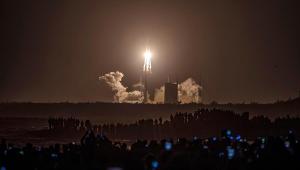 China pousa a sonda Chang'e-5 com sucesso na Lua