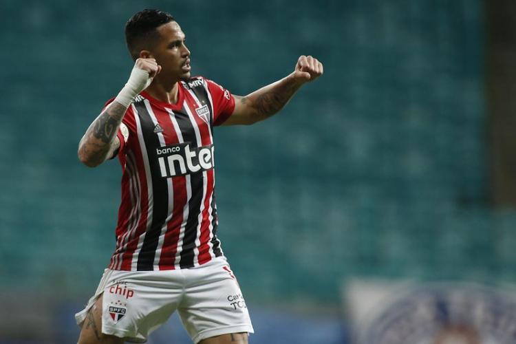 28/11/2020 - Bahia 1 x 3 São Paulo - Fonte Nova - Campeonato Brasileiro