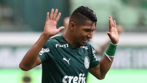 Com dois gols de Rony, Palmeiras vence o Athletico-PR