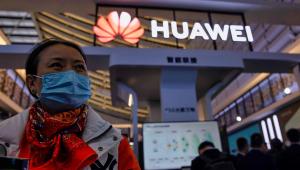 Reino Unido proíbe novos equipamentos de rede 5G da chinesa Huawei