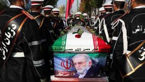 Irã alega que armas utilizadas para matar cientista nuclear eram de Israel