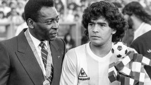 Pelé diz que perdeu 'um amigo' e afirma: 'Vamos jogar bola juntos no céu'