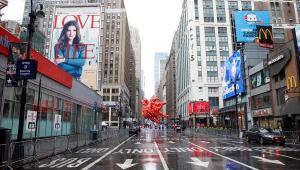 Nova York tem desfile de Ação de Graças atípico por causa da Covid-19