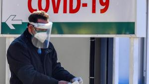 Países europeus registram recordes de óbitos na segunda onda de Covid-19