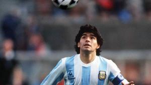 Maradona em 1986