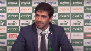 Treinador do Palmeiras, Abel Ferreira testa positivo para Covid-19