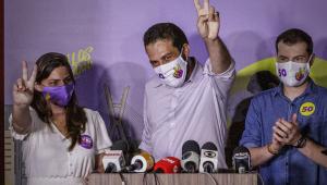 Boulos tira o lugar de Lula na liderança da esquerda brasileira