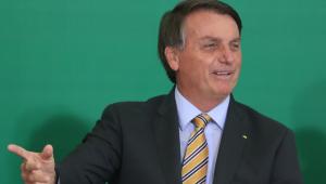 Bolsonaro diz que Brasil pode terminar o ano com 'mais emprego do que desemprego'